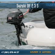 Suzuki DF2.5S 321