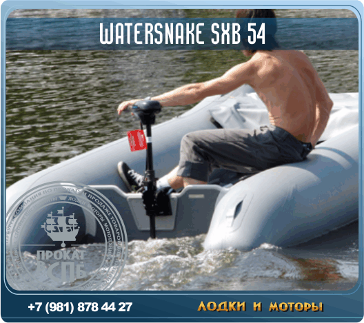 WATERSNAKE SXB 54  117