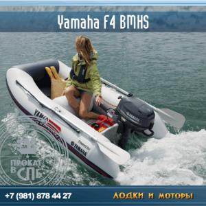 Yamaha F4 BMHS
