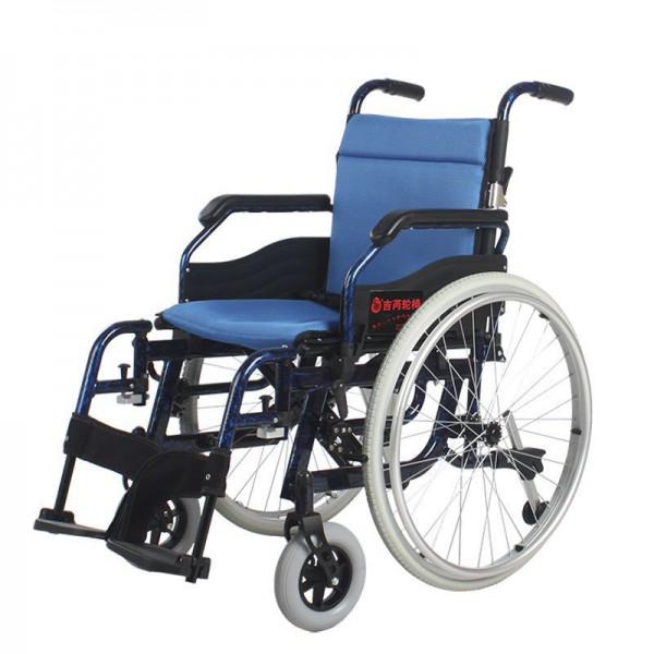 Passive wheelchair / outdoor / indoor / aluminum